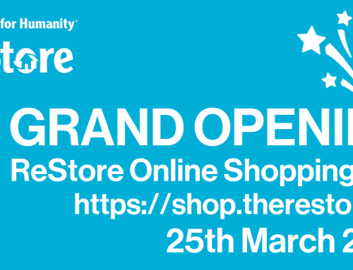 ReStore Online Shopping Mall is opening!!!